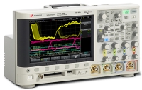 The Infiniium 90000 X-Series oscilloscopes